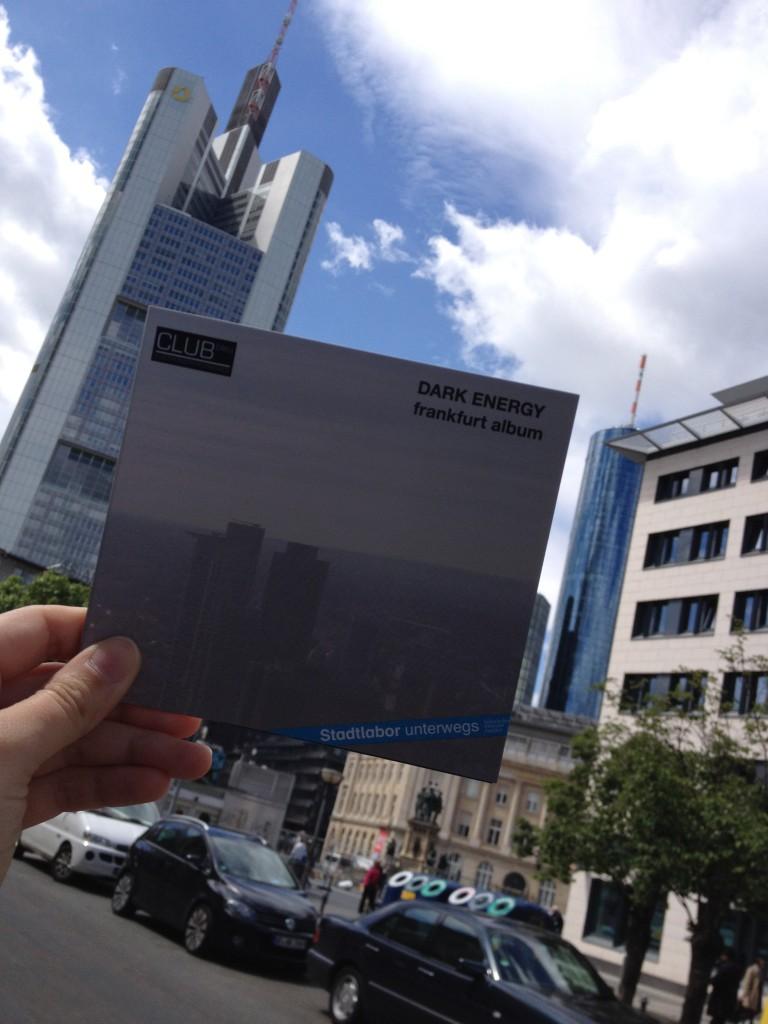 CD-Release CLUBbleu