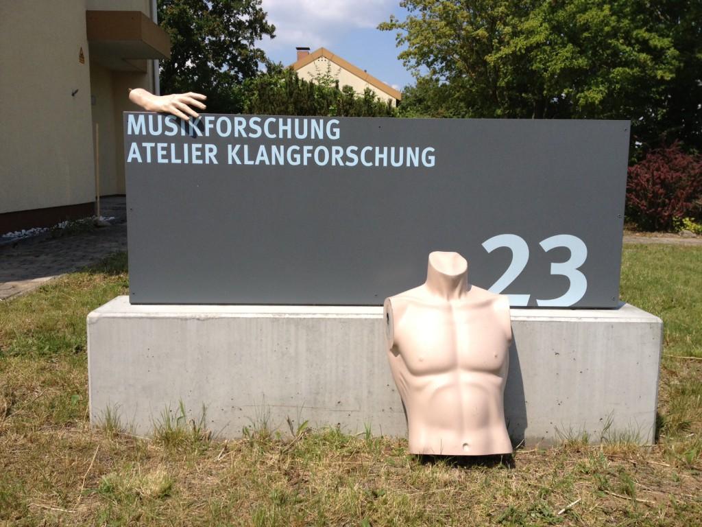 CLUBBLEU Atelier Klangforschung