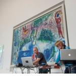 CLUBbleu live @ Chagall Saal, Opera Frankfurt
