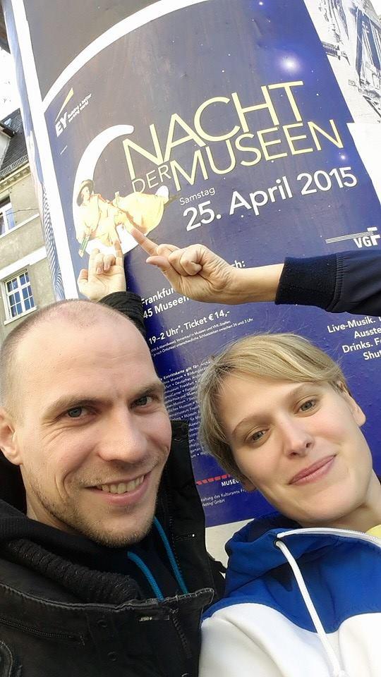 CLUBbleu Nacht der Museen 2015