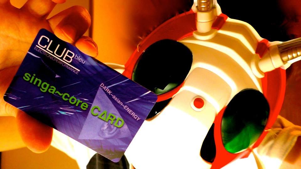 CLUBbleu singacore card