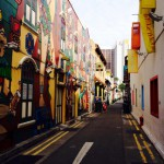 Street Art Singapore No1